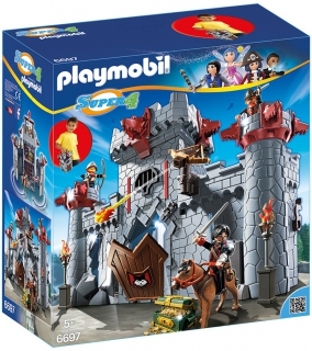 Playmobil  Black Baron's Castle 6697