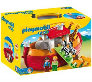 Playmobil My Take Along 1.2.3 Noahs Ark 6765