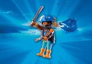 Playmobil Caribbean Buccaneer 6822