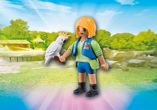 Playmobil Animal Trainer with Cockatoo  6830