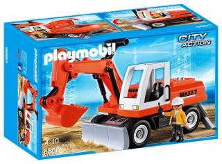 Rubble Excavator 6860