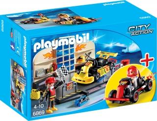 Go-Kart Garage StarterSet 6869