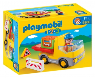 Playmobil Construction Truck 6960