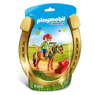 Groomer with Bloom Pony 6968