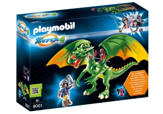 Playmobil Kingsland Dragon with Alex 9001