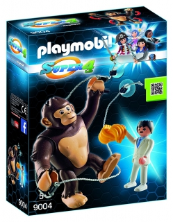 Playmobil Giant Monkey Gonk 9004