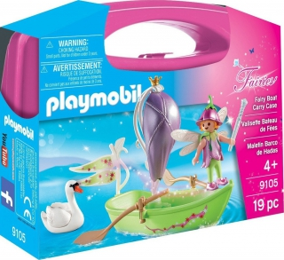 Playmobil Fairy Boat Carry Case 9105