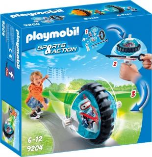 Playmobil Blue Roller Racer 9204