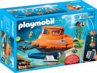 Playmobil Submarine with Underwater Motor 9234