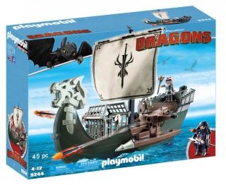 Dragos Ship 9244