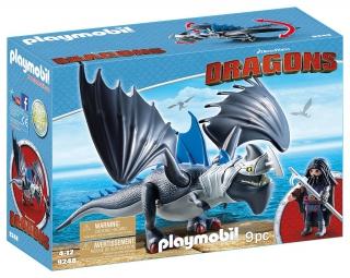 Drago & Thunderclaw 9248