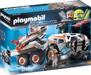 Playmobil SpyTeam Battle Truck 9255