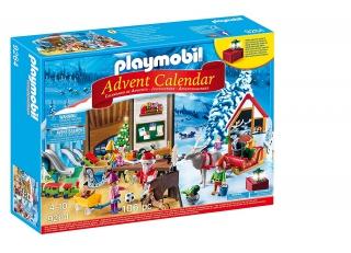 Playmobil Advent Calendar Santa's Workshop 9264