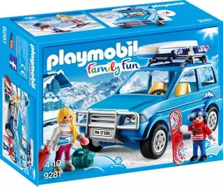 Playmobil Winter SUV 9281