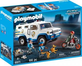 Playmobil Police Money Transporter 9371