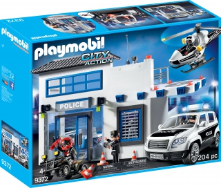 Playmobil Police Station 9372