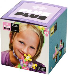 Plus-Plus Mini Pastel 1800 pcs