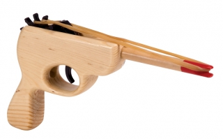 SCHYLLING Rubber Band Shooter