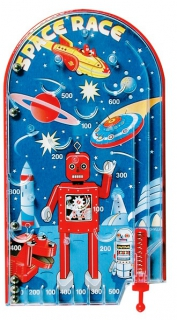 SCHYLLING Space Race Pin Ball