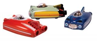 SCHYLLING Tin Future Car