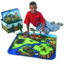 Dinosaur Medium Carry Box - Playmat