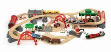 BRIO Deluxe Railway Train Set - 33052