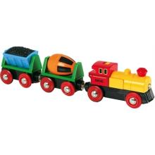 BRIO Battery Action Train - 33319