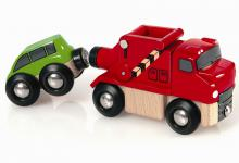 BRIO Tow Truck 33528