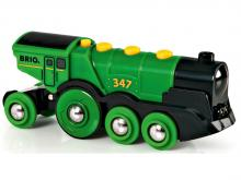 BRIO Big Green Engine 33593