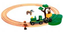 BRIO Safari Train Set 33720