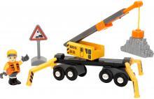 BRIO Mega Crane and Load Kit 33734