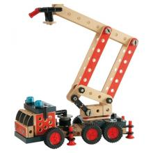 BRIO Builder Fire Truck - 34566