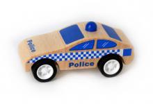 CLICK CLACK POLICE CAR