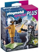 Playmobil Lion Knight with training Dummy 4768