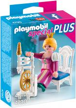 Princess with Weaving Wheel 4790