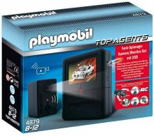 Playmobil Spying Camera Set 4879