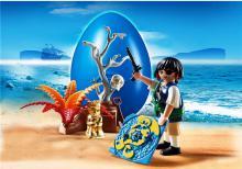 Pirate on Treasure Hunt egg 4945