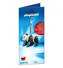 Playmobil Panda Keyring 6612