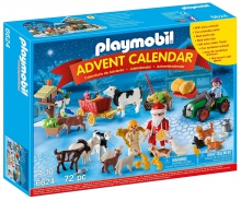 Advent Calendar - Chrstmas on the Farm 6624