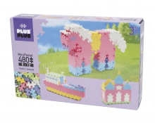 Plus-Plus Mini Pastel 3-in-1 480 pcs