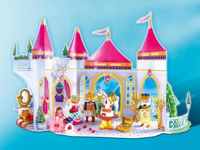 Playmobil Princess Advent Calender 4165 Table Mountain Toys