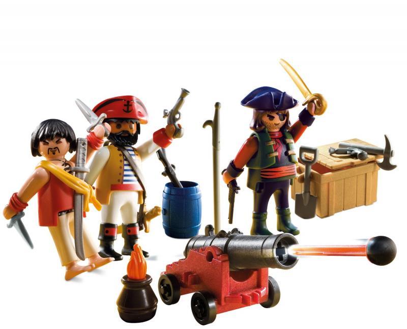 Playmobil pirate crew 5136 table mountain toys - Table de jeu playmobil ...