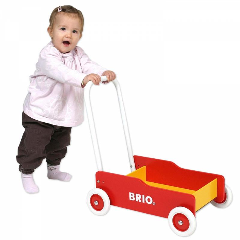 brio toddler wobbler walker red yellow 31350 table mountain toys. Black Bedroom Furniture Sets. Home Design Ideas