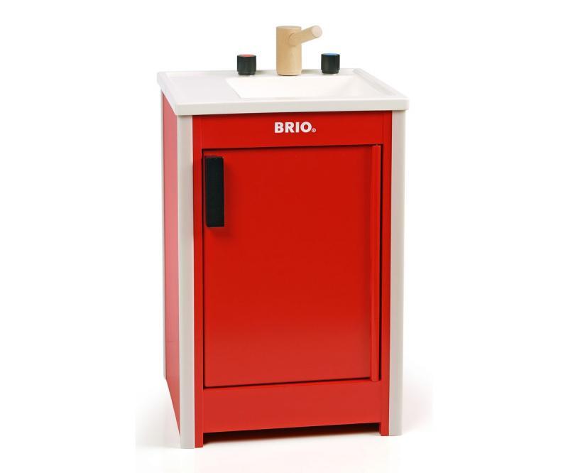 BRIO Pretend Play Kitchen Sink Red - 31358  sc 1 st  Table Mountain Toys & BRIO Pretend Play Kitchen Sink Red - 31358 | Table Mountain Toys