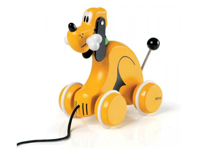 Disney Pluto Walking Dog