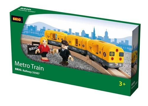 Brio Metro Train 33507 Table Mountain Toys
