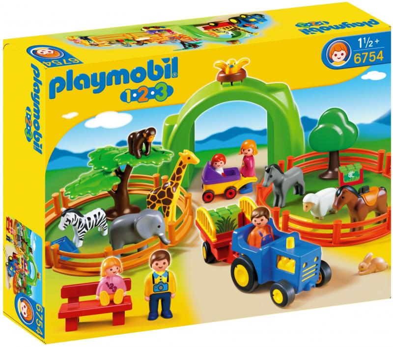 playmobil large zoo 6754 table mountain toys. Black Bedroom Furniture Sets. Home Design Ideas