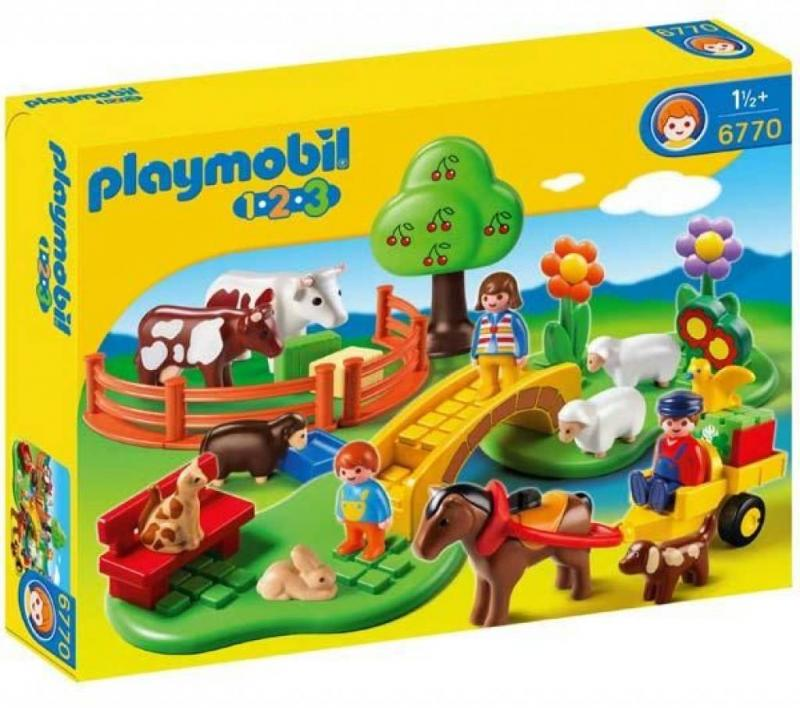 playmobil countyside 6770 table mountain toys. Black Bedroom Furniture Sets. Home Design Ideas