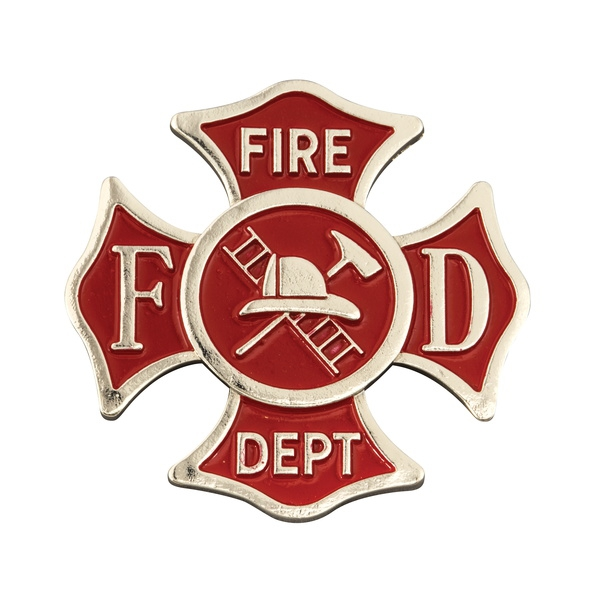 SCHYLLING Fire Badge