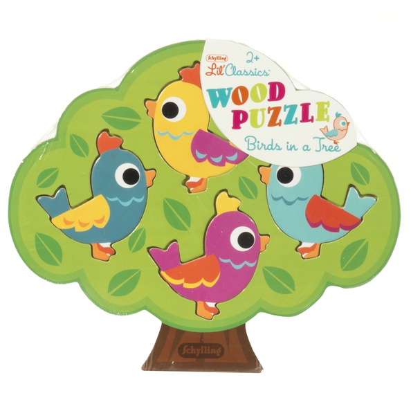 SCHYLLING Wooden Tree Puzzle
